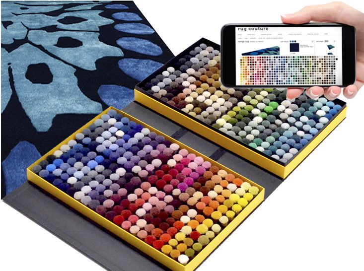 exclusive rug couture 480 colour box