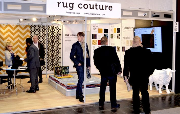 Rug Couture at DOMOTEX 2015
