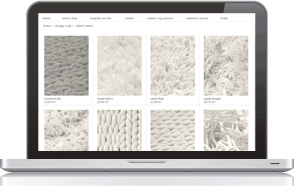 create your custom shaggy rug