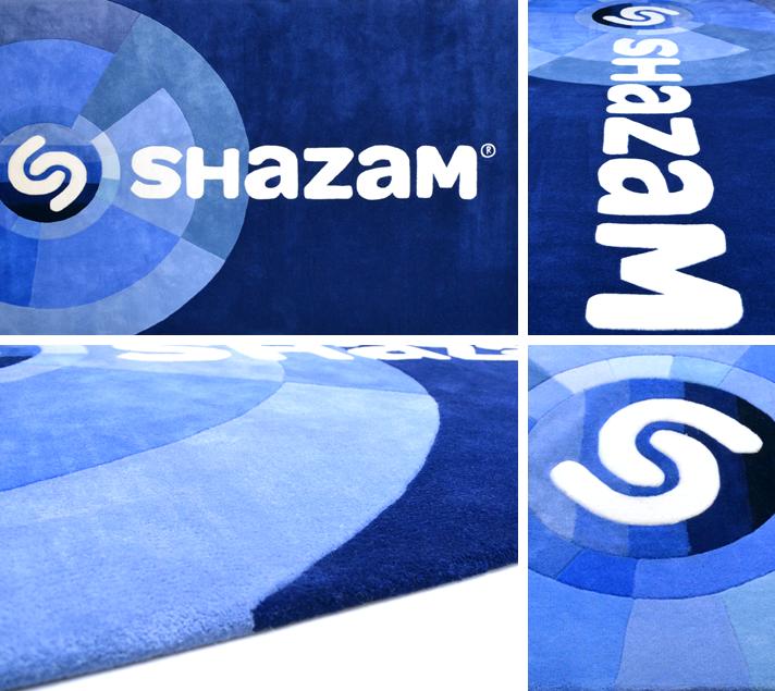 Shazam rug