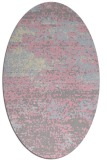rug #1065130 | oval rug
