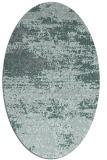 rug #1064955 | oval rug