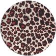 rug #631549 | round rug
