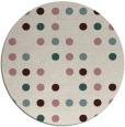 rug #710662 | round rug