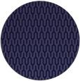 rug #1012725 | round blue-violet rug