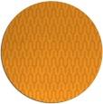 rug #1012993   round light-orange rug