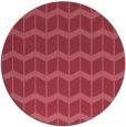 rug #1014555 | round gradient rug