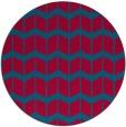 rug #1014582 | round gradient rug