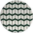 rug #1014596 | round gradient rug
