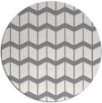 rug #1014642 | round gradient rug