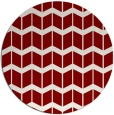 rug #1014663 | round gradient rug