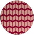 rug #1014684 | round gradient rug