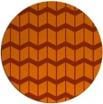 rug #1014712 | round gradient rug