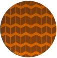 rug #1014723 | round gradient rug
