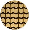 rug #1014755 | round gradient rug