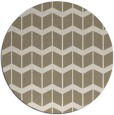 rug #1014768 | round gradient rug