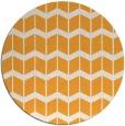 rug #1014816 | round gradient rug