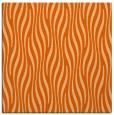 rug #1015453 | square red-orange rug