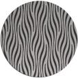 rug #1016490 | round stripes rug