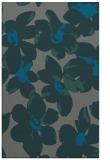 rug #102377 |  blue-green rug