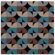 rug #103321   square brown rug
