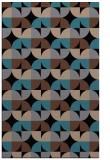 rug #104025    brown rug
