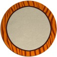 rug #1041454 | round contemporary rug