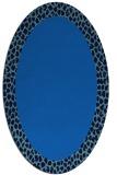 rug #1046270 | oval flags rug