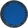 rug #1047006 | round contemporary rug