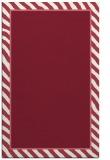 rug #1048670 |  stripes rug