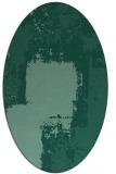 rug #1052075 | oval rug