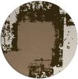 rug #1052910   round beige rug
