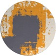 rug #1053120 | round abstract rug