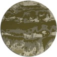 rug #1056783 | round abstract rug