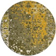 rug #1062273 | round abstract rug