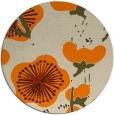 rug #106437 | round contemporary rug