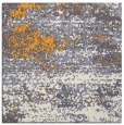rug #1064894 | square light-orange rug