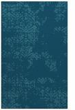 rug #1069018 |  blue-green rug