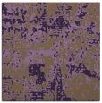 rug #1070294   square mid-brown rug