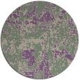 rug #1071341   round graphic rug
