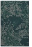 rug #1072758 |  blue-green rug