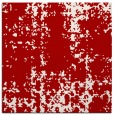 rug #1077662 | square red rug