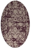 rug #1079791 | oval traditional rug