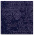 rug #1081178 | square blue-violet rug