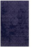 rug #1081914 |  blue-violet rug