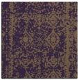 rug #1083174   square mid-brown rug