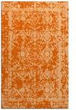 rug #1083938 |  red-orange rug