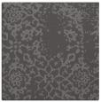 rug #1088602   square brown rug