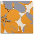 rug #108933 | square light-orange rug