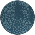 rug #1089864 | round traditional rug